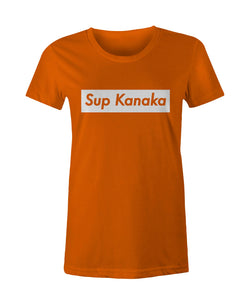 Sup Kanaka Orange T-Shirt