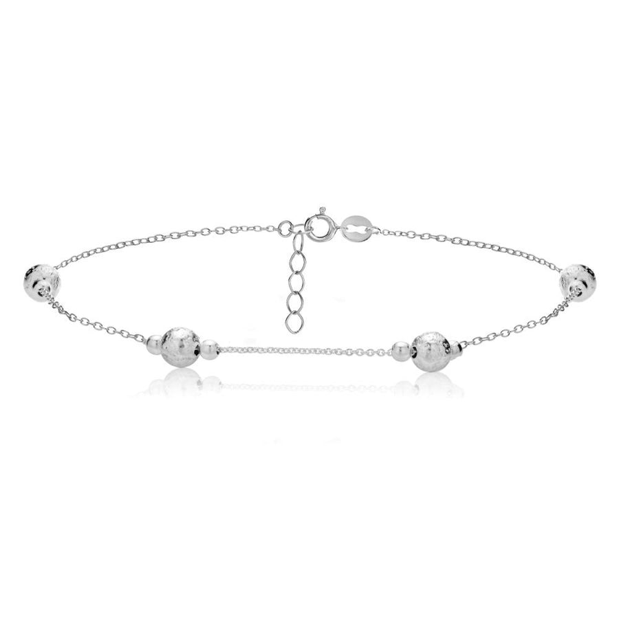 Embrace of Beads Anklet