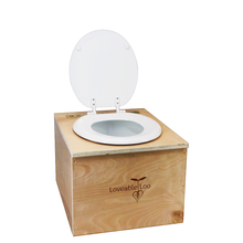 Load image into Gallery viewer, Loveable Loo Compost Toilet