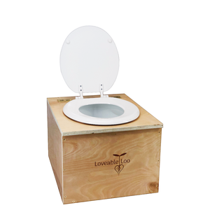 Loveable Loo Compost Toilet