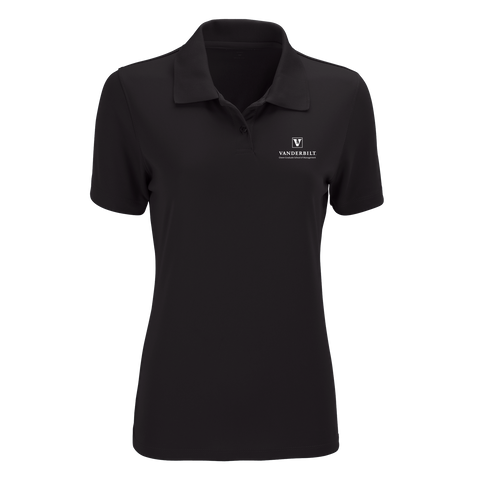 Women's Vansport™ Omega Solid Mesh Tech Polo