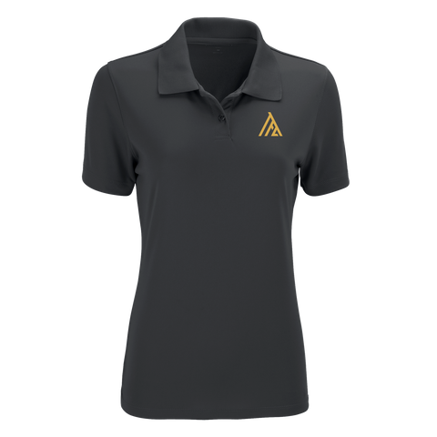 TFC Women's Vansport™ Omega Solid Mesh Tech Polo