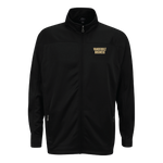 Brushed Back Micro-Fleece Full-Zip Jacket
