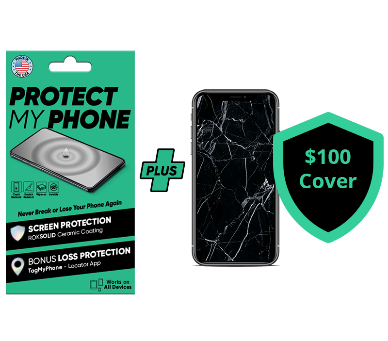 Protect My Phone + $100 Warranty