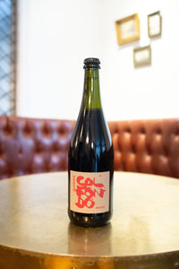 Zanotto Col Fondo 2018 Sparkling red wine