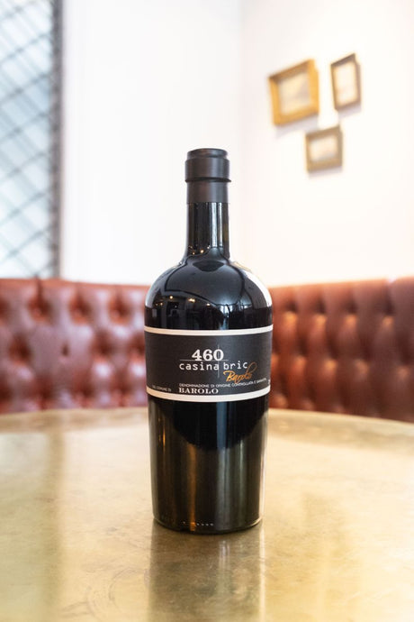 460 Casina Bric Barolo 2012. Rounded Tannins, rich and vibrant with balsamic aromas.