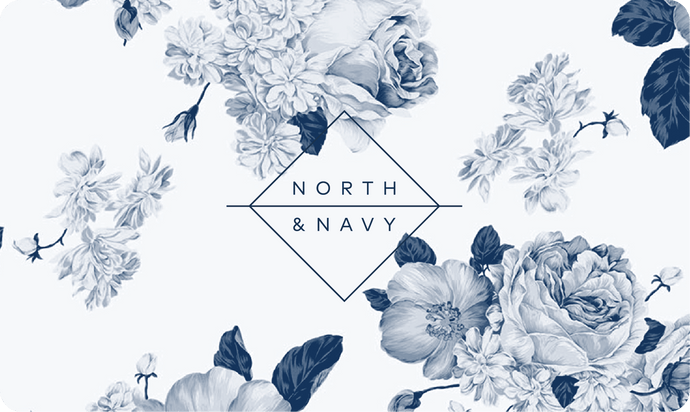 North and Navy $50 gift card.