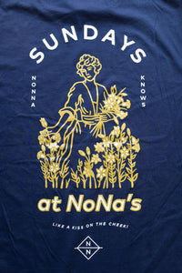 SUNDAYS at Nona T-Shirt