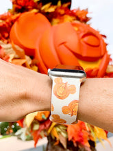Load image into Gallery viewer, Pumpkin Printed Band for Apple Watch