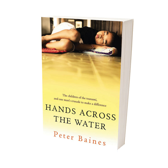 Hands Across the Water by Peter Baines