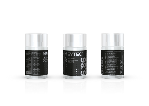 Kalibratiebuffer pH 6.86 - Meytec® Set (5x60ml)