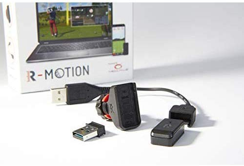 Rapsodo R-Motion and The Golf Club Simulator and Swing Analyzer