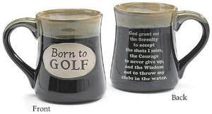 Golfer's Prayer Golf Coffee Mug for Golf Fans Great Gift for Golfers
