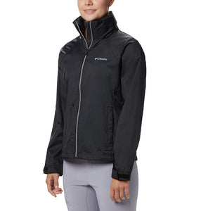 Columbia Women's Switchback Iii Adjustable Waterproof Rain Jacket