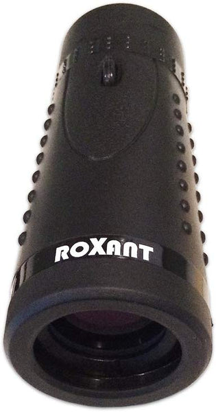 Authentic ROXANT Grip Scope High Definition Wide View Monocular - with Retractable Eyepiece and Fully Multi Coated Optical Glass Lens + BAK4 Prism. Comes with Cleaning Cloth