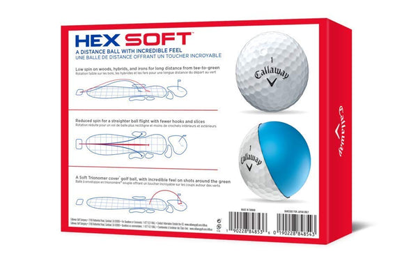 Callaway Hex Soft Golf Balls