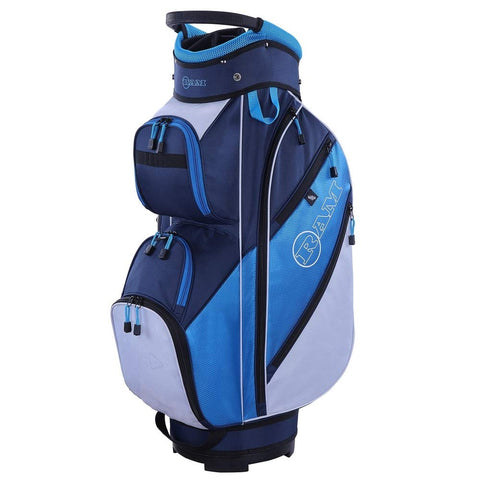 RAM Golf Lightweight Ladies Cart Bag with 14 Way Full Length Dividers