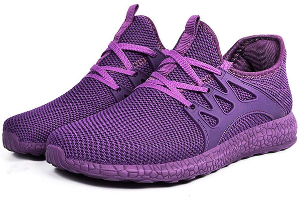 Feetmat Womens Sneakers Ultra Lightweight Breathable Mesh Athletic Walking Running Shoes