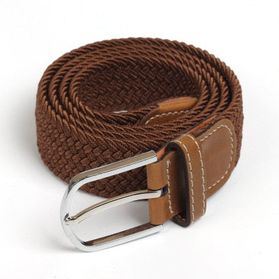 Men Stretch Belt