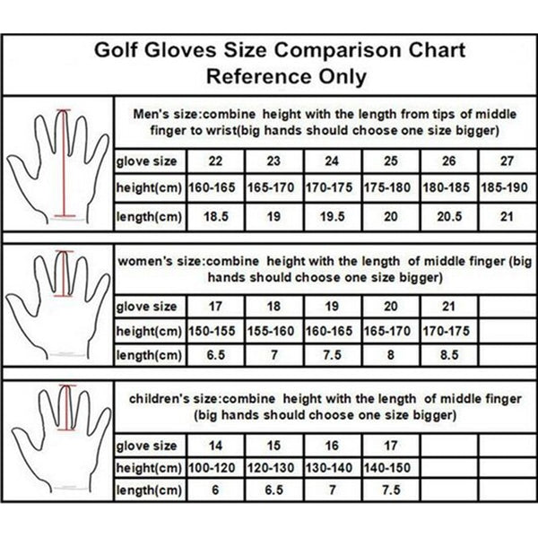 Men's Golf Glove