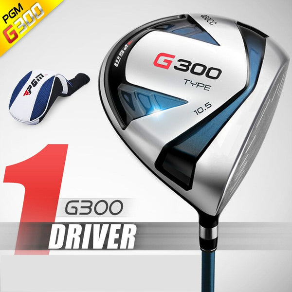 PGM Men Titanium Gold Driver Right Handed