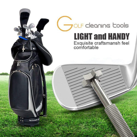 Golf Club Grooving Sharpening Tool