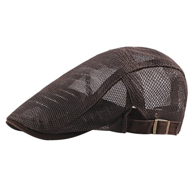 men's Golf Beret Cap