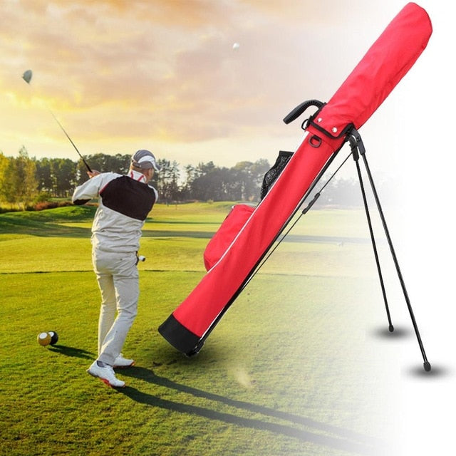 Golf Bag & Stand Super Light