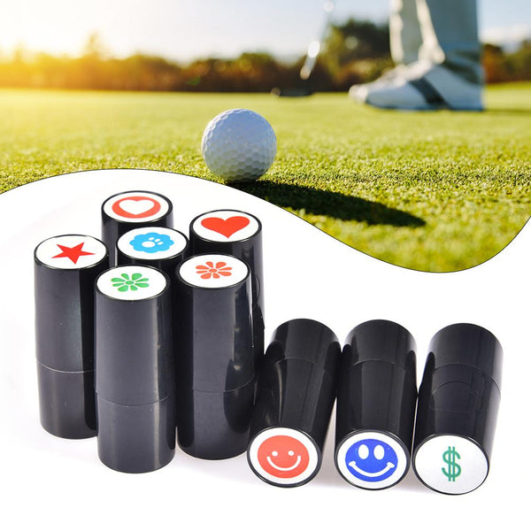 Golf Ball Seal Stamp Fast Dry