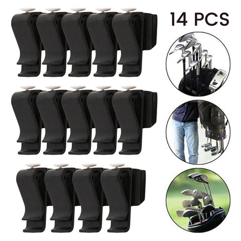 14Pcs Golf Club Putter Clamp