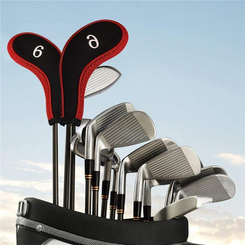 10 pcs Golf Head Covers Golf
