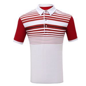 Men's Short Sleeved Golf T-Shirt