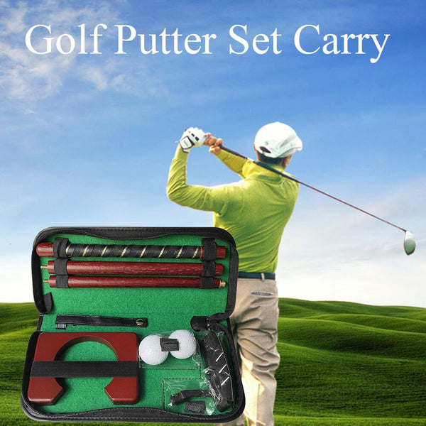 Golf Travel Putter Set