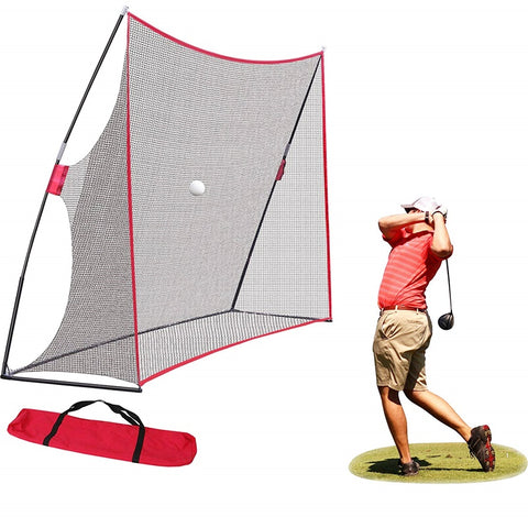 10 x 7 x 3 ft Golf Net Perfect for Driving