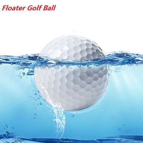 10 Pcs Floating Golf Balls