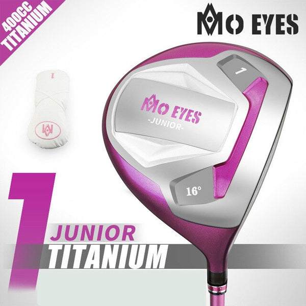 PGM Titanium Driver Ultra Light Carbon Body High Right Handed