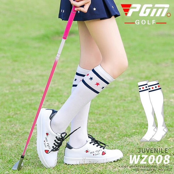Girls PGM Golf Stockings