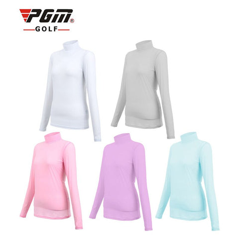 PGM Womens Golf Long Sleeve