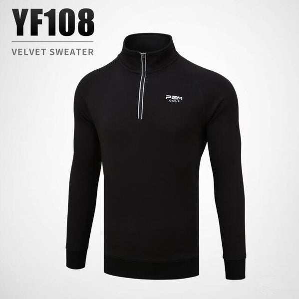 Men's Long Sleeve Fleece