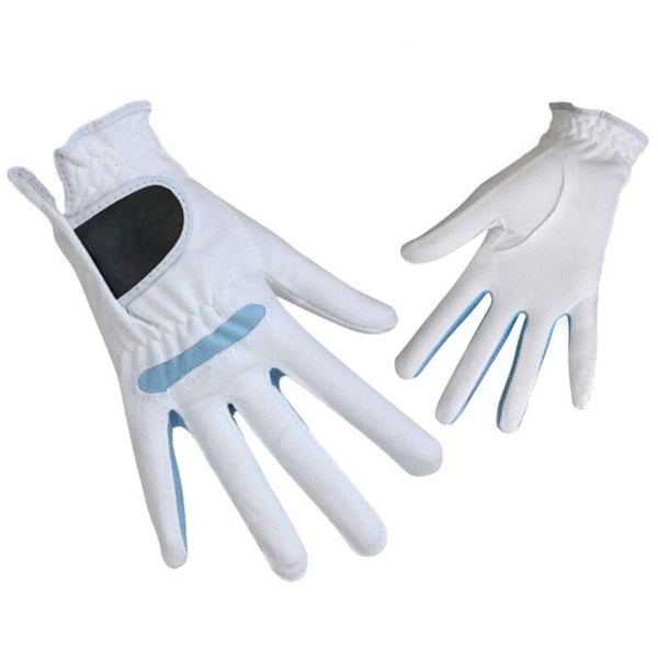 Women's Golf Gloves Microfiber Soft Fit