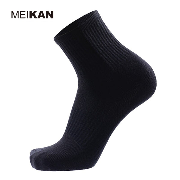 Men's MEIKAN  Golf Socks Cotton 3 Pair