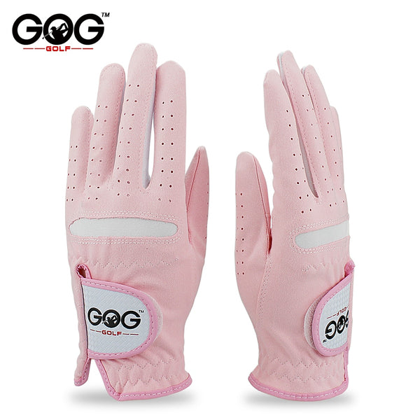 GOG Women's Golf Glove Breathable Pink