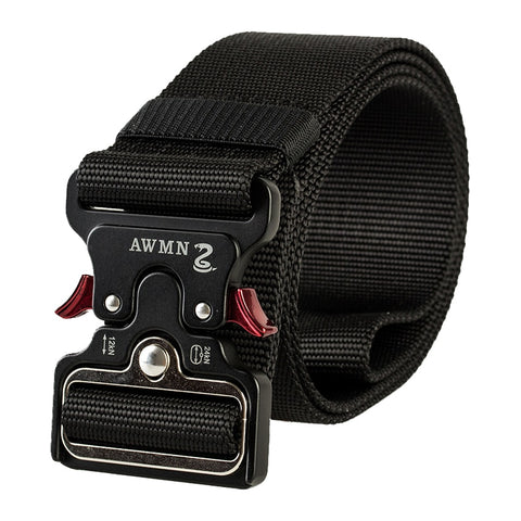 Men Belt Nylon Tactical