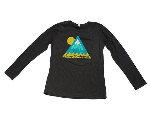 Women's Long Sleeve Mountain T-Shirt