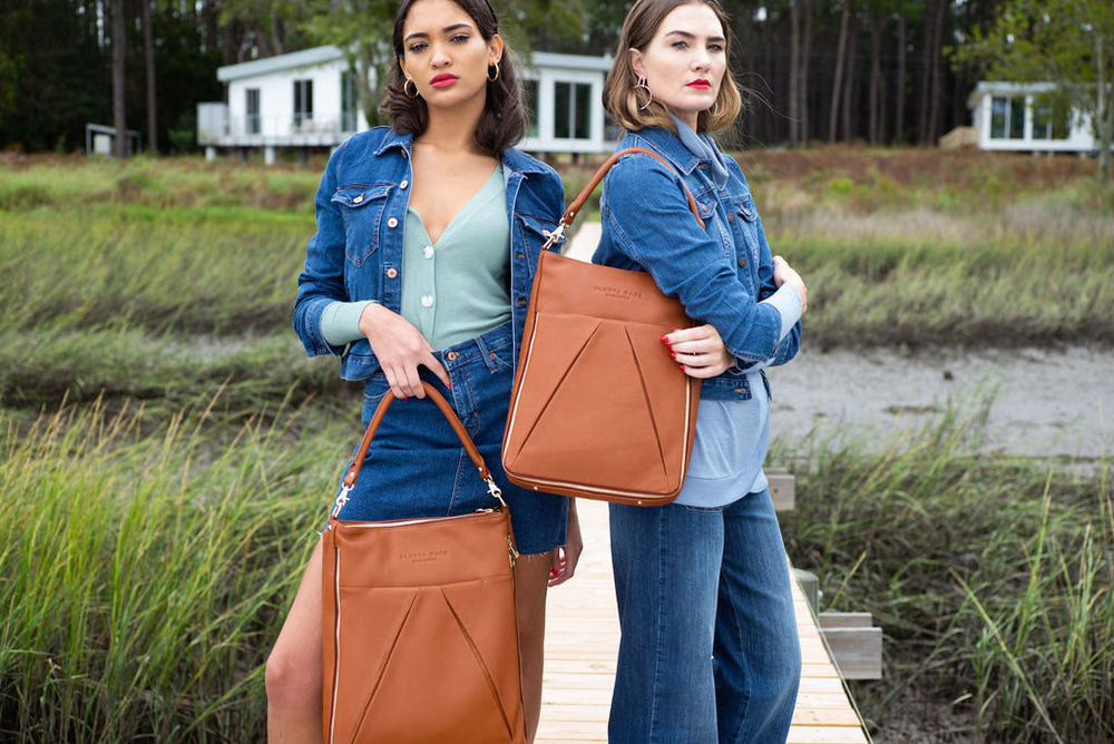 Laptop Bags for Women in Brown