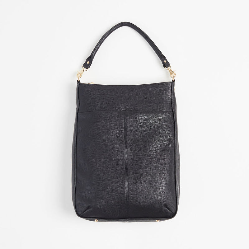 Dorothy Lee - Everyday Bag | Black With Gold Hardware