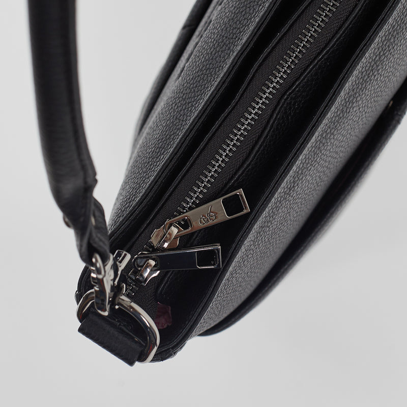 Dorothy Lee - Everyday Bag | Black With Graphite Hardware