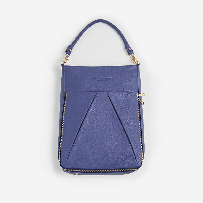 The Dorothy Lee from Alesya Bags is a leather laptop bag is designed to be a workbag that's as fashionable as you are