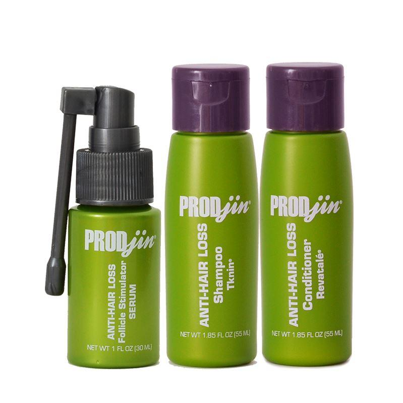 Prodjin Anti-Hair Loss System Set -Travel Size SHAMPOO AND CONDITIONER PRODJIN