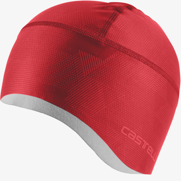 CASTELLI Pro Thermal Men's Skully - Red